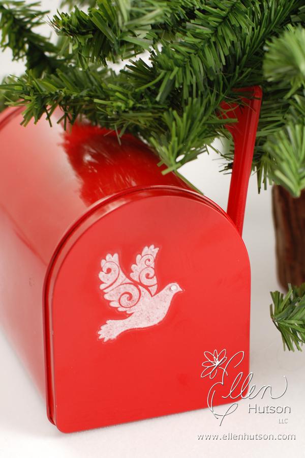 Mailbox Dove