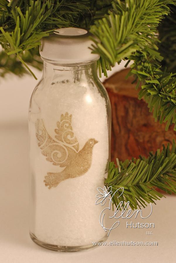 Salt Shaker Dove