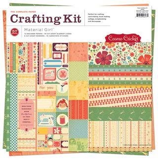 Ccpp697 material  girl crafting kit