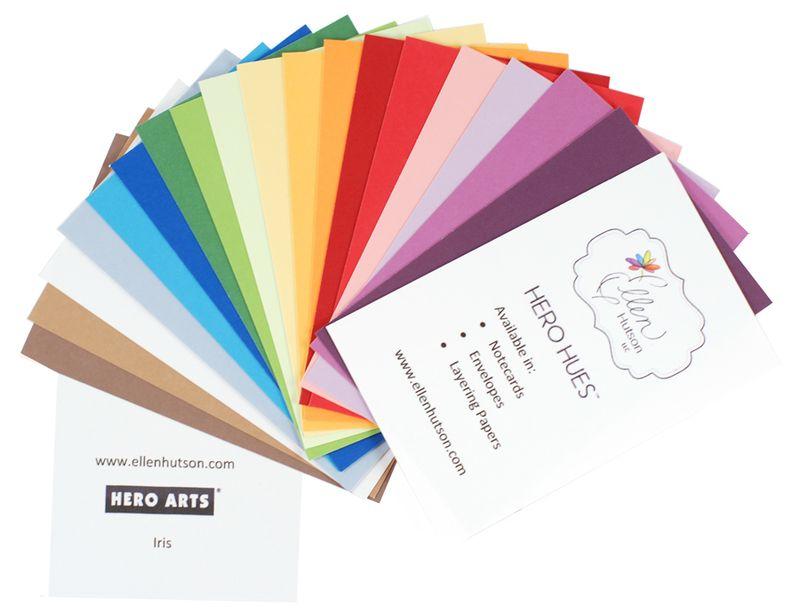 Hero Hues Color Sampler