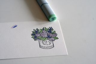 Mother's day pin card 5