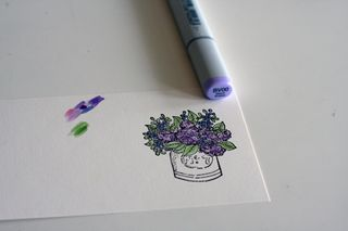 Mother's day pin card 8