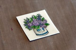 Mother's day pin card 21