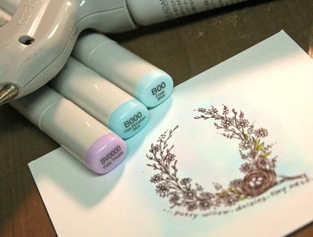 Airbrush-background