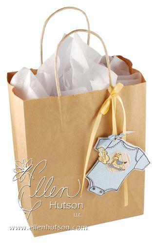 Onesie Gift Bag