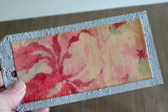 Wood foil finish 9