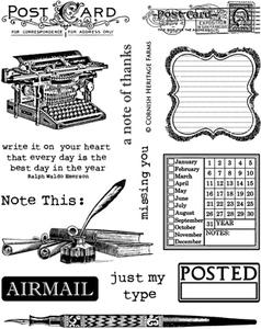Vintage Stamp 1