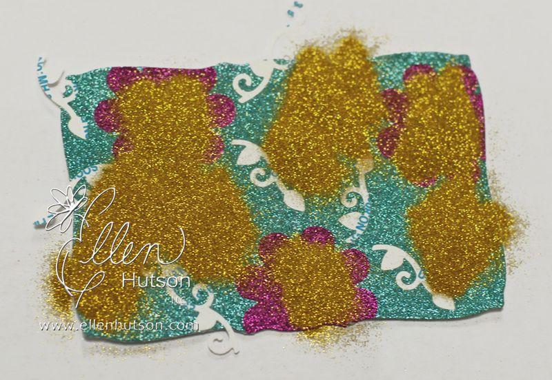 A Glitter 8