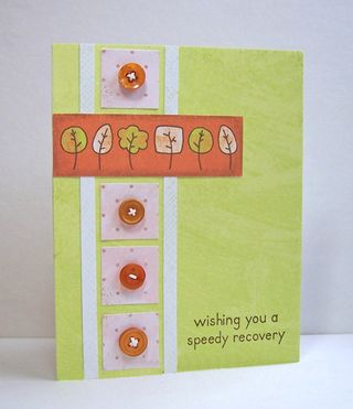 Speedy Recovery By Lisa Strahl
