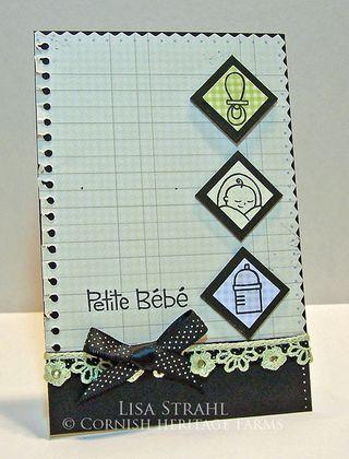 Petite Bebe by Lisa Strahl