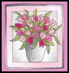 Flower post lockhart