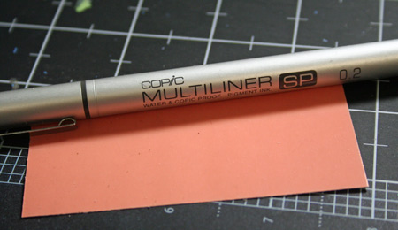 Multiline-with-adhesive