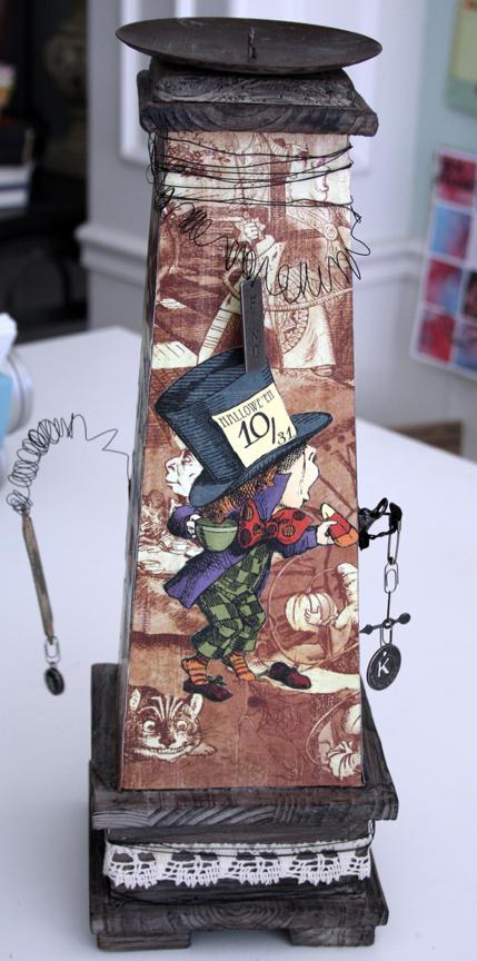 G45 Halloween Candlestick 9