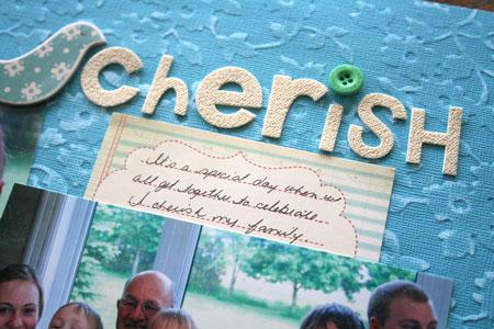 Cherish-title