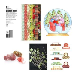 Blog Candy Holiday