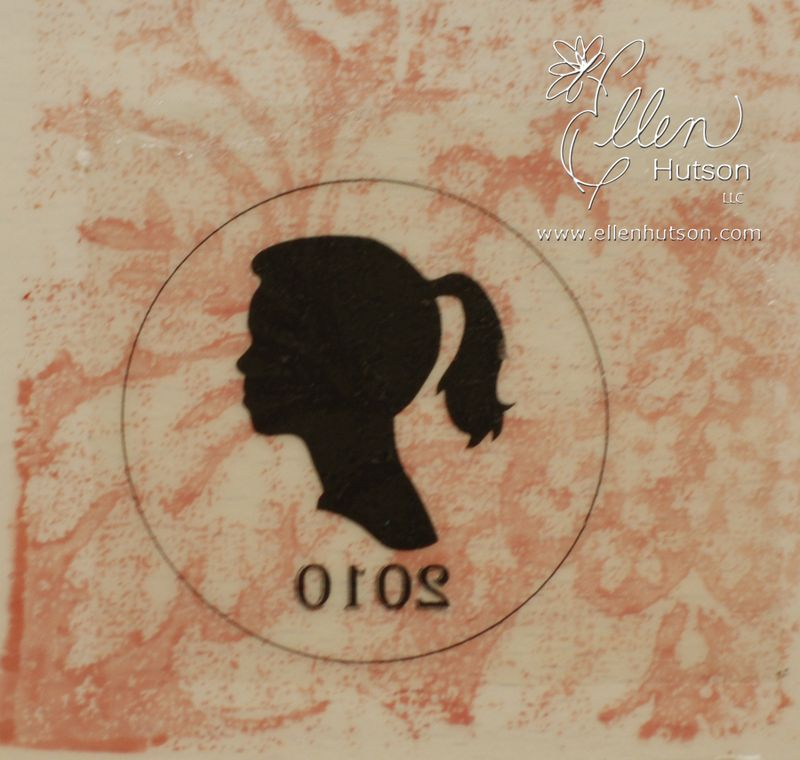 Stamp Silhouette