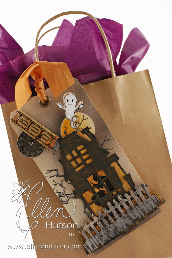 Boo GIft Tag