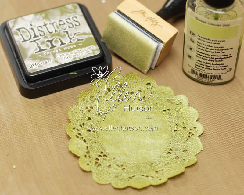 Altering Doily