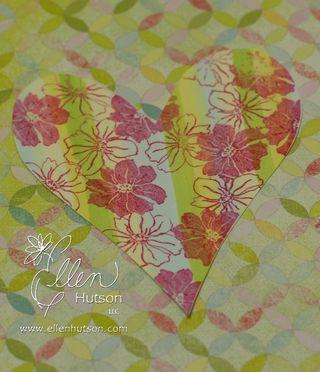 Striped Heart 2