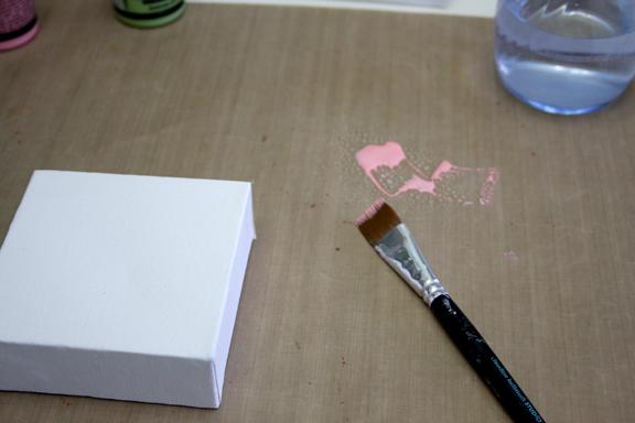 Claudnine 4 x 4 canvas 2