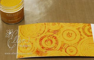 Shimmer Sheets and Alcohol Transfer 2 Embossing Powder