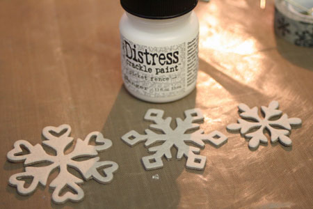 Chipboard-snowflakes