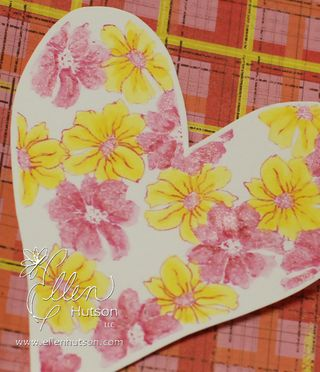 Plaid Heart 1