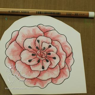 Blossom White Pastel