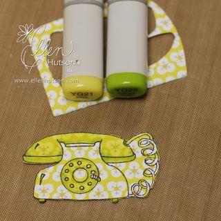 Copic Colored Designer Paper