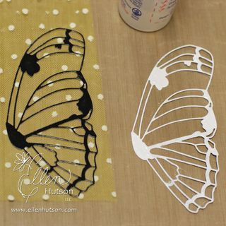Netting Butterfly 1