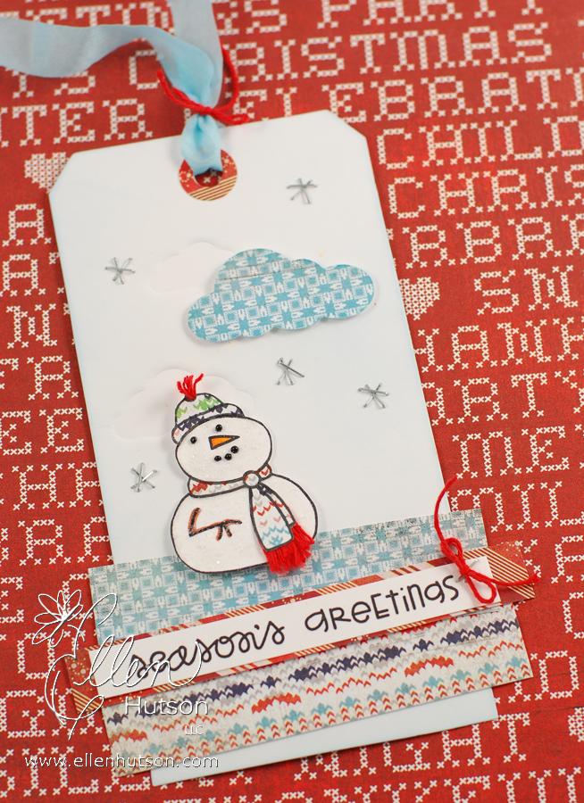 Swanky Snowman 2