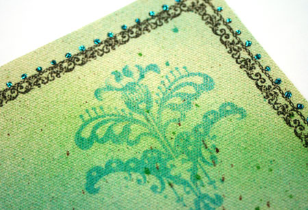Canvas-stamping-detail