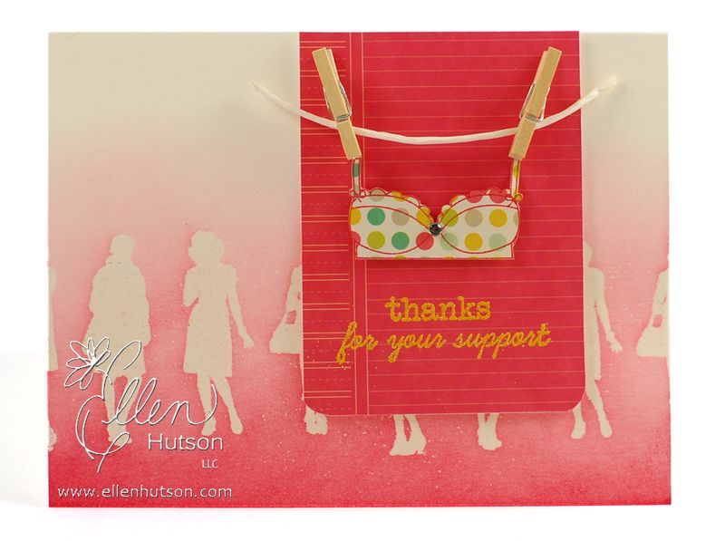 Breast Cancer Card Small