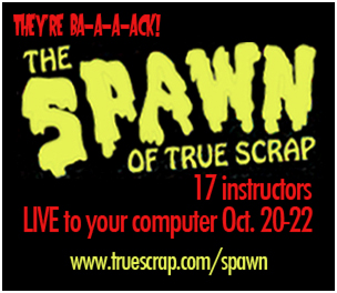 True Scrap Logo