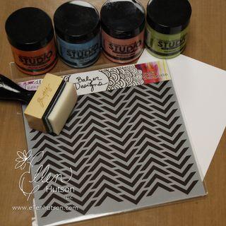 Studio Paint Supplies