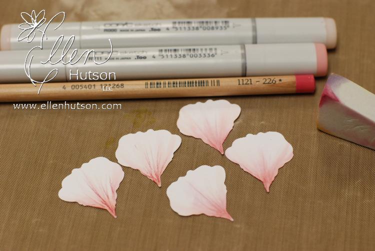 Strawberry Blossom Petals