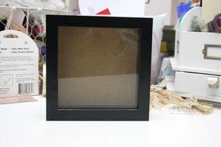 Steampunk shadow box 1