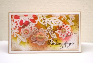 Masked-stencil-misted-card