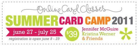Summer Card Camp