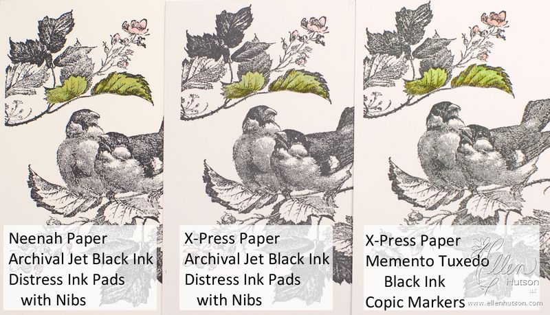 Paper and Ink Options
