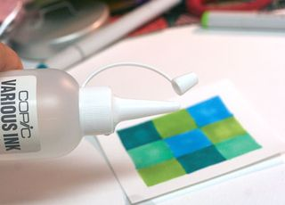 Copic-color-bleed-solution-
