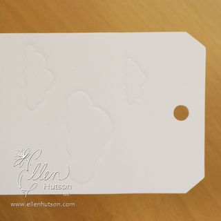 Embossing with Lines 2