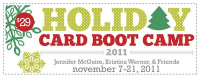 Holiday Card Boot Camp