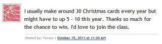 Winner 3 Comment