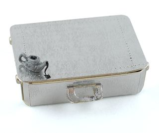 Luggage Tin Mans