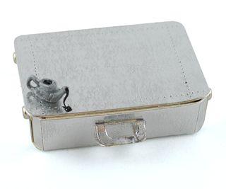 Luggage Tin Mans