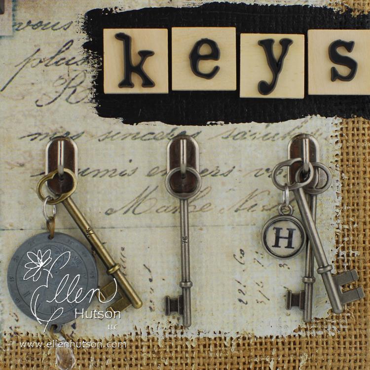 Message Center Keys