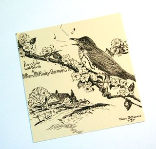 Spring-bird-paper-image