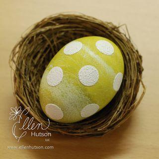 Embossed Egg