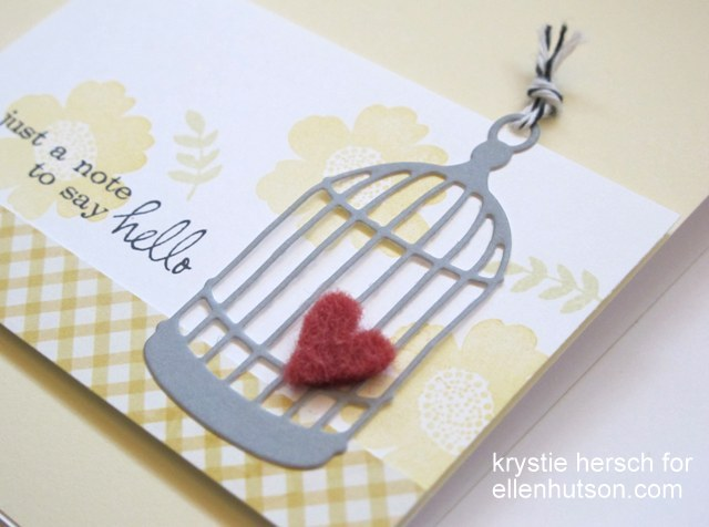 Heart and twine